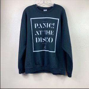 Panic at the disco crewneck